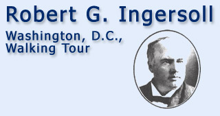 Robert G. Ingersoll Walking Tour Site Header